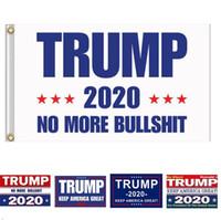 Decoración Banner Trump bandera de América de nuevo por la bandera Banderas presidente EE.UU. Donald Trump Donald Elección Banner EEA1277-2