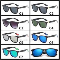패션 새로운 4509 브랜드 선글라스 트렌드 남성과 여성 선글라스 클래식 레트로 디자이너 선글라스 도매 7 색