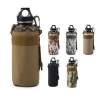 Sport Wasser Cup Bag Camouflage Hitzebewahrung Sechs Arten Männer Und Frauen Universal Radfahren Outdoor Wasserflaschen Sleeve