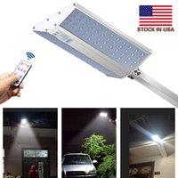 태양 조명 야외 96 LED 3 모드 모션 센서 태양 벽 빛 원격 컨트롤러가있는 방수 보안 램프 거리 가든 마당