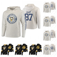 58 Kris Letang Pittsburgh Penguins 2019 Hoodie 87 Sidney Crosby 71 Evgeni Malkin 72 Patric Hornqvist 1 Casey Desmith 8 Brian Dumoulin Jersey