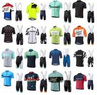 2019 pantalones cortos de verano Morvelo ciclismo Jersey manga corta ciclismo de babero que la bicicleta del camino transpirable Ropa Ropa Ciclismo zeoutdoo