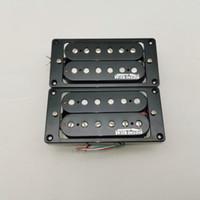Pickup per chitarra elecirico Wvh Alnico5 Pickups SSH Humbucker Black 1 Set