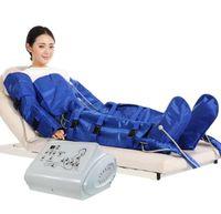 Stazione termale portatile Salone di drenaggio linfatico che modella la sauna del vestito della sauna Massaggio Air Detox Body Slim Wrap Detox Detox Dispositivo di pressapia