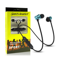 XT- 11 Magnetic Bluetooth Earphone V4. 2 Stereo Sports Waterpr...
