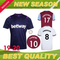 New 19 20 soccer jersey 2019 2020 United away third NOBLE je...