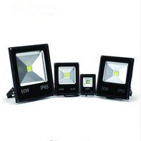 Proiettori a LED 10W 20W 30W 50W Spotlight esterno Flood Light AC 220V 240V impermeabile IP65 Lampada da illuminazione professionale
