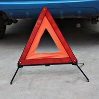 GM tripod warning sign boxed YK- 6 car reflective parking war...