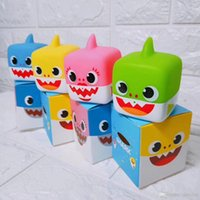 Lovely doll Baby Shark Music Box Pinkfong Kids Toys Cartoon ...