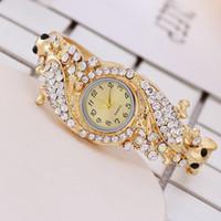 폭발 모델 팔찌 시계 여자 다이아몬드 팔찌 시계 여자 꽃 여자 팔찌 시계 석영 도매