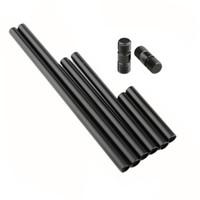 CAMVATE 표준 15mm 알루미늄로드 파이프로 확장 가능 M12 암나사 100mm / 200mm / 300mm 상품 코드 : C2473