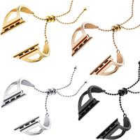 Mulheres Bracelet Strap para Apple Watch banda de 40/44/38/42 milímetros de aço inoxidável pulseira para iWatch Série 5 4 3 2 Jóias Metal Belt