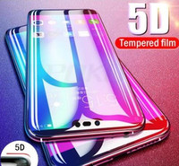 NEW Proelio 5D Round Curved Full Cover Tempered Glass For Hu...