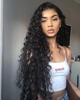 vendendo Kinky Curly rendas frente perucas baratas Virgin brasileiro do cabelo humano rendas frente perucas para mulheres negras caixa vr fzp208