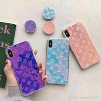 For iphone Xs max brand design With stand function phone cas...