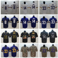 timeless design 2fb1b be0df Wholesale Vikings Jerseys for Resale - Group Buy Cheap ...
