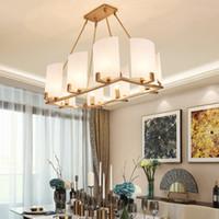تصميم جديد النحاس الثريا الإضاءة لاعبا اساسيا الذهب الكلاسيكي الجولة الثريات أضواء المعيشة غرفة نوم غرفة الطعام غرفة بقيادة مصباح قلادة