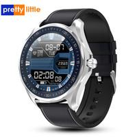 S09 Smart Watch IP68 wasserdichte Männer Herzfrequenzmesser Blutdruck Fitness Tracker GPS Map Smartwatch für Android iOS
