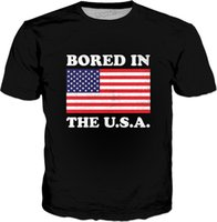 Bored In The USA T- Shirt fan pants t shirt