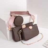 kutu modeli M44813 M44840 ile Yeni En İyi Kalite Çoklu Poşet Aksesuar Tasarımcısı Çantalar kadın çantaları Son varış bayan çanta