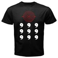 Salbei des Symbols mit sechs Wegen Hagoromo tsutsuki naruto kyuubi hokkage T-Shirt Schwarz