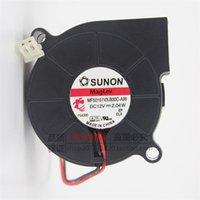Sunon 5CM 5015 MF50151VX-B00C-A99 Größe: 50 * 15mm Spannung: 12 V DC Strom: 0.17A Energie: 2.04W Gebläselüfter