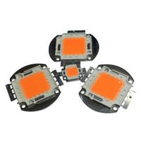 L'alto potere 10W 20W 30W 50W 100W lampada LED SMD lampadine del circuito integrato IR spettro completo coltiva la luce