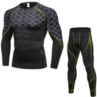 الشتاء الملابس الداخلية الحرارية يحدد الرجال ضيق طويل جونز العلامة التجارية سريعة الجافة المضادة للميكروبات تمتد الرجال الحرارية طماق ملابس داخلية ذكر