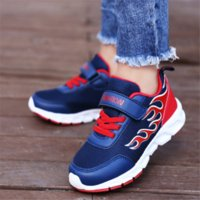 2020 Kids Running Shoes For Boys Fashion Breathable Casual Sport Sneakers Boys School Shoes Spring Big Children Size 30 #