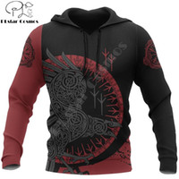 - Tattoo 3D All Over Homens Impresso hoodies Harajuku Moda moletom com capuz Unisex jaqueta casual Zip Hoodie WJ001