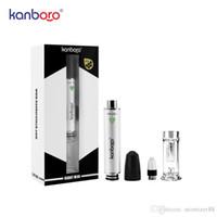 Originale vaporizzatore secco Kanboro Mini Giant Giant Portable Wax DAB Pen E-Cigarette Kit Kanboro Nuovo Articolo Gigante G9 Vai Pens