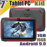 FREE DHL kid Tablet PC Q98 Quad Core 7 Inch 1024*600 HD scre...