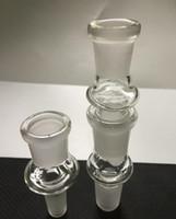 حار 10 أنماط 14 ملليمتر 18 ملليمتر ذكر أنثى strainght المشتركة Glass10