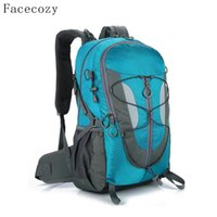 Facecozy Unisex 30L Outdoor Traveling Camping Backpack Night...