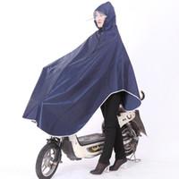 Neues Design Modische Regenschutz Undurchlässige Regenjacke Frauen Männer Universal Fahrrad Regenbekleidung Poncho Wasserdicht Wandern Regen Getriebe
