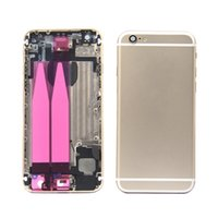 For iphone 6 Back Middle Frame Chassis Full Housing Assembly...