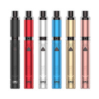 Yocan Kit Armure 100% Original Pen Vaporizer 380mah batterie 3 Tension réglable avec cigarette CDQ technologie E