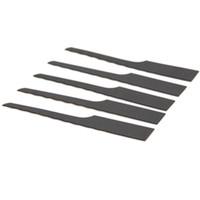 10pcs lame per sega ad aria reciproca bimetallico 32T dente 94mm lunghezza legno fibra di vetro plastica gomma taglio strumento