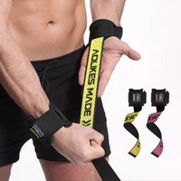 1 Pair Anti- slip Fitness Wrist Support Guard Wraps Crossfit ...