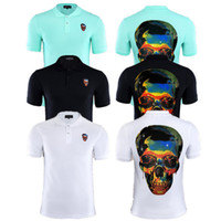 2019 New Designer Luxury Mens Polos T shirts Summer Short Sl...