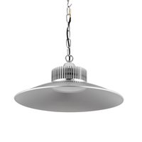 Ciondolo Round luce di Miner 150W LED impermeabile IP65 esterna 110V proiettore Ufo bianco freddo LDE Alta far luce negozio all'aperto Invia gratis