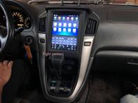 Android 9,7 Zoll Vertikal Tesla Screen Car PC Multimedia GPS Radio Stereo Audio 4G für Lexus RX-300 RX300 Autoradio GPS Autoradio