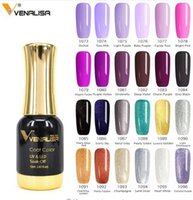 New Venalisa Nail Paint Gel 12ml 120 colors Gel Polish Soak ...