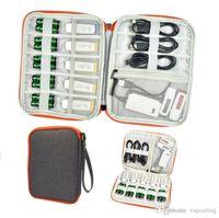 Nueva bolsa con cremallera portátil protege la caja de almacenamiento de Protección Shell cubierta para EVOD EGO Vape Pod Heat-no-fumadores Burn Kit de herramientas de tuberías de vidrio Bong 1