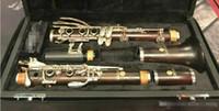Orijinal Tayvan Jüpiter'in jcl1100s BB Klarnet 17 Anahtar bakalit Ebony Gümüş Anahtar Clarinetes İçin Başlangıç Nefesli Enstrümanları