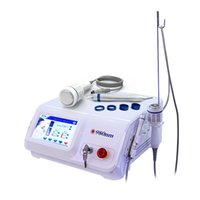 10w de Spider Vein Machine Visage 980nm Diode Laser Machine de beauté de laser vasculaire tache brune Enlèvement Livraison rapide