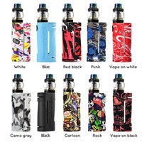 100% Original Vapor Storm ECO Hawk Starter Kit 90W Graffiti ...