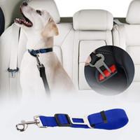 Haustier-Auto-Fixing Band Sicherheitsgurt Einstellbare gehender Hund Seil Katze Individuelle Krawatte Haustier-Leine Umweltfreundlich Hohe Qualität Neues Produkt