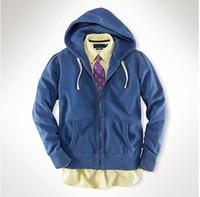 Mensentwerfer Pullover Reißverschluss Polojackenkapuzen de Designer homme Trainingsanzüge Designer Polohemden Männer gießen