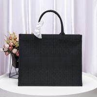 Top vendita Shopping Bag in pelle tela di alta qualità valigetta famoso moda casual totes delle donne del ricamo ad ago borse Laptop bag